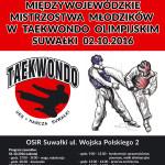 Mistrzostwa w Taekwondo