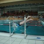 Zawody pływackie w Aquaparku