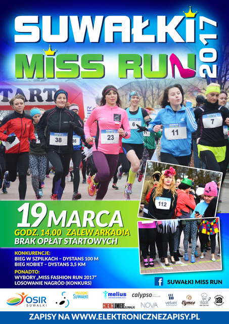 Suwałki Miss Run 2017