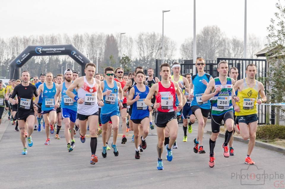 Suwalczanie biegali w Grande – Synthe