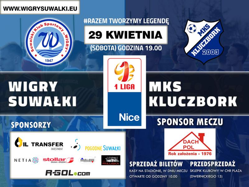 SKS Wigry Suwałki – MKS Kluczbork