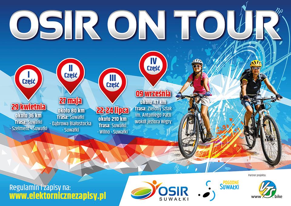 OSiR On Tour znowu na szlakach!