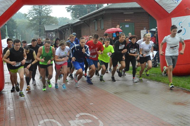 Sportowe zakończenie wakacji w Suwałkach
