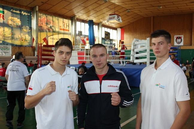 Maciej Suchwałko zwycięzcą Międzynarodowego Pucharu Polski w Boksie