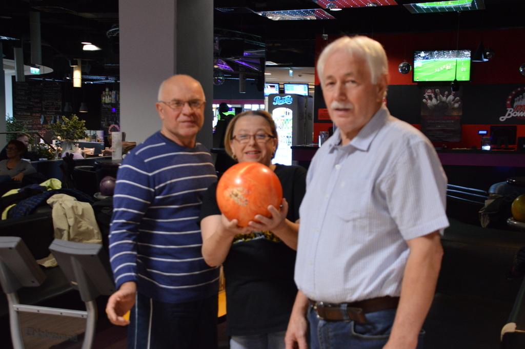 Sportowe spotkanie suwalskich seniorów