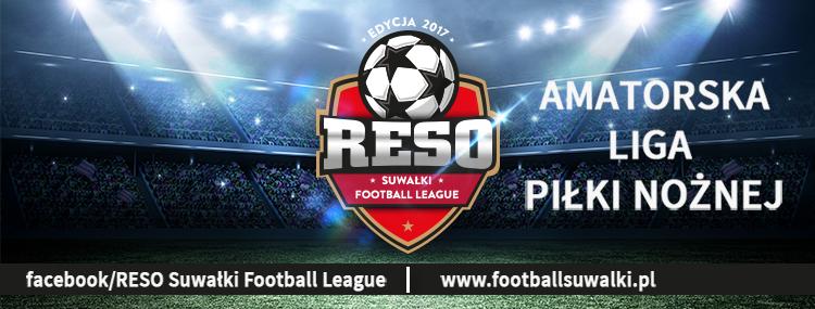 Powracają rozgrywki RESO Suwałki Football League