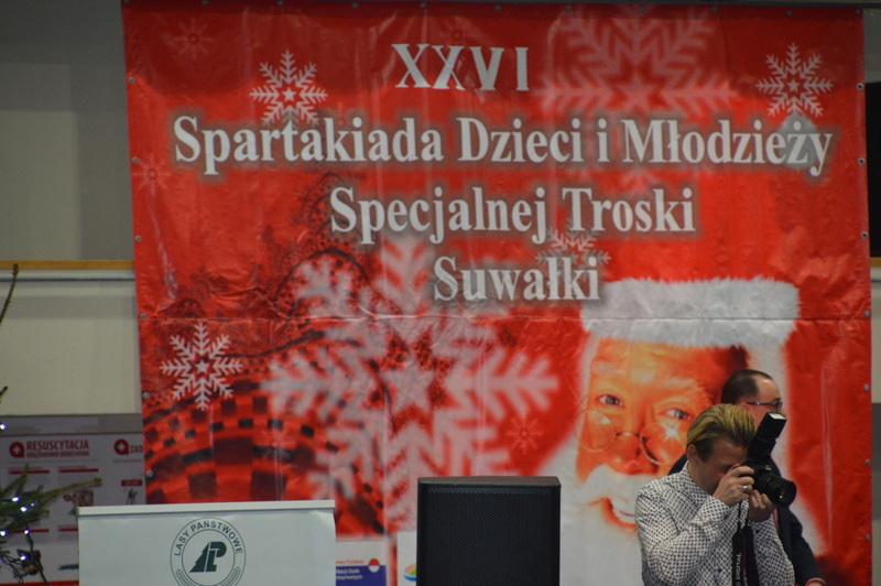 XXVI Spartakiada Dzieci i Młodzieży Specjalnej Troski