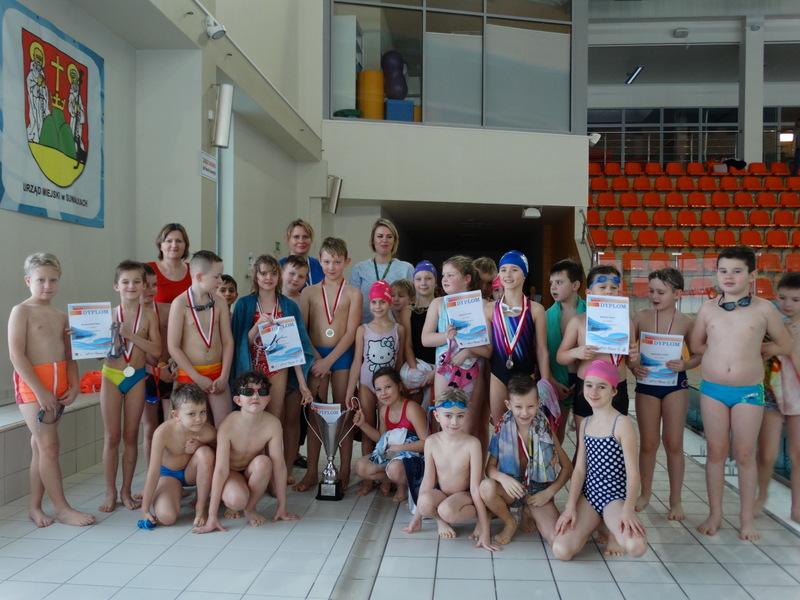 Mistrzostwa Suwałk klas III w pływaniu o Puchar Prezydenta Miasta Suwałk