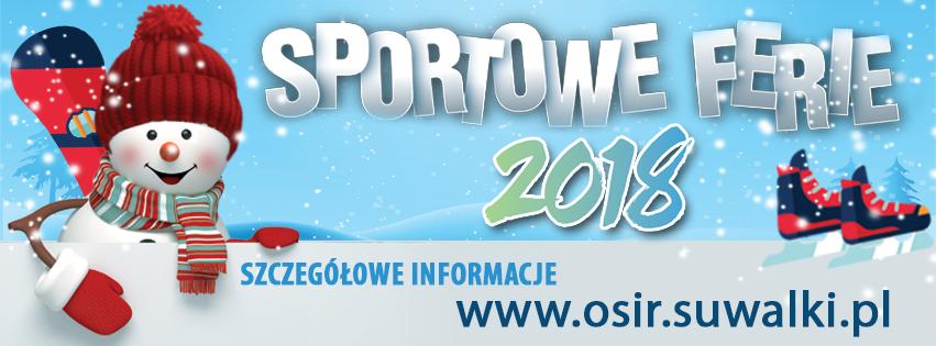 Sportowe Ferie 2018