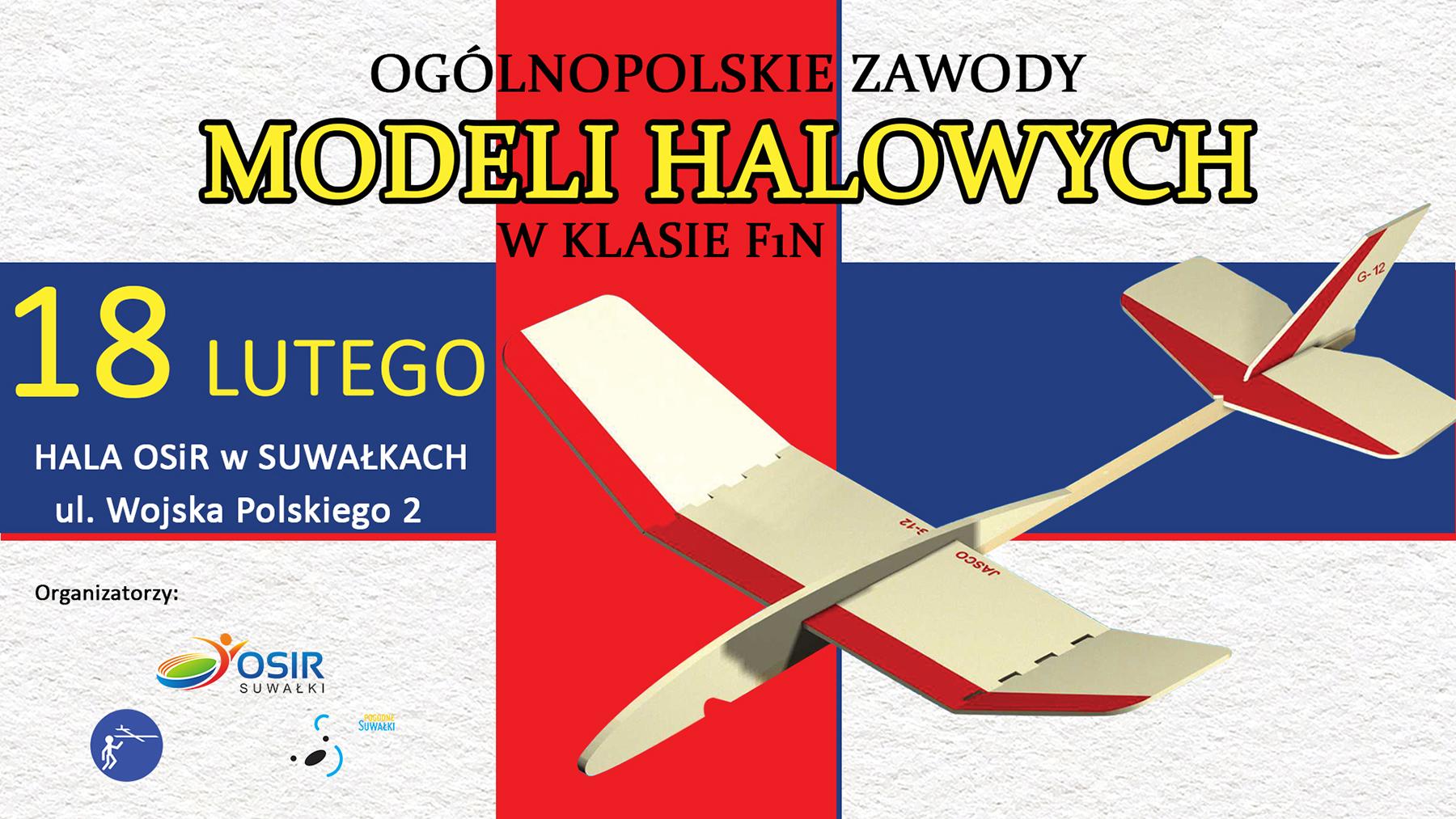 Ogólnopolskie Zawody Modeli Halowych w klasie F1N