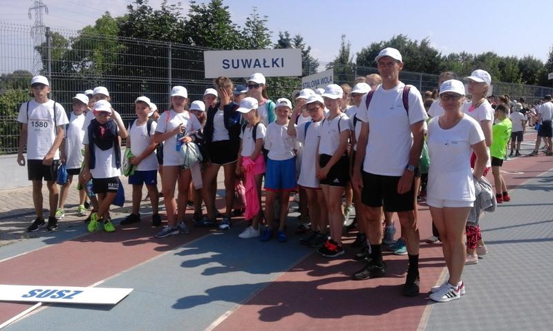 Wyniki XXIV Finału Ogólnopolskiego Czwartków Lekkoatletycznych w Łodzi 15-17.06.2018 r.