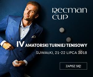 Turniej Recman Cup coraz bliżej! Zapisz się i zawalcz o atrakcyjne nagrody